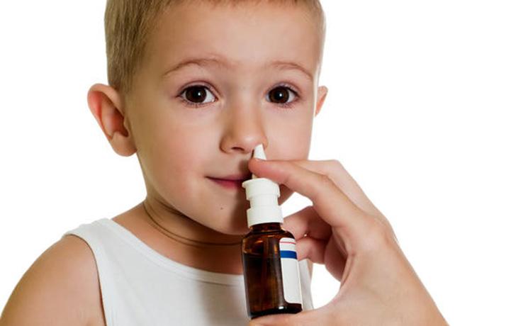 ยาสเตียรอยด์พ่นจมูกหรือยาแก้แพ้