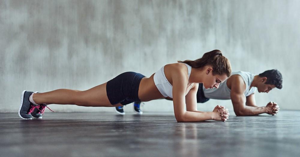 วิธีออกกำลังกาย