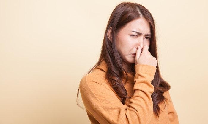ปัญหากลิ่นปาก